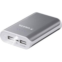 Powerbank Varta 57960101401, Li-Ion, 6000 mAh