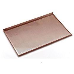 Blacha aluminiowa do pieczenia perforowana z silikonem