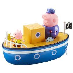 Tm Toys PEPPA Łódka z figurkami