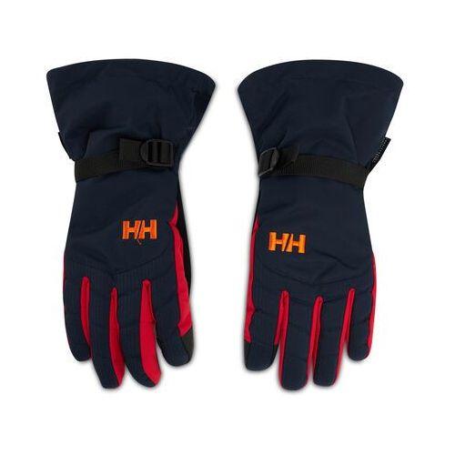 Rękawice ochronne, Rękawice narciarskie HELLY HANSEN - Juniper Glove 67457-597 Navy