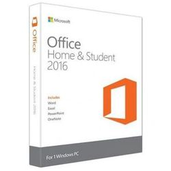 Microsoft Office 2016 Home & Student PL