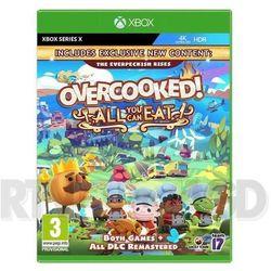 Overcooked! Jesz ile chcesz (Xbox Series X)