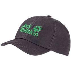 Czapka KIDS BASEBALL CAP - dark steel