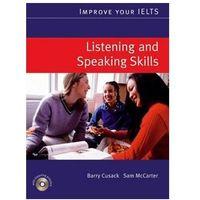Książki do nauki języka, Improve Your IELTS Skills. Listening And Speaking + CD (opr. miękka)