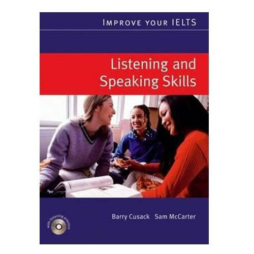 Książki do nauki języka, Improve Your IELTS Skills. Listening And Speaking + CD (opr. miękka)