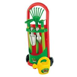 Wózek z narzędziami ogrodowymi