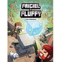 Literatura młodzieżowa, Frigiel i fluffy t.3 blok pierworodny - j-c. derrien & frigiel (opr. broszurowa)