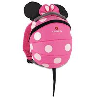 Pozostałe zabawki, LittleLife Plecaczek - Pink Minnie L10980 - BEZPŁATNY ODBIÓR: WROCŁAW!