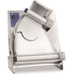 Wałkownica elektryczna do ciasta   0,21 - 0,70kg   370W   550x365x(H)750mm