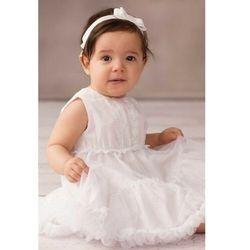 Sukienka niemowlęca do chrztu 6K40CF Oferta ważna tylko do 2031-05-20