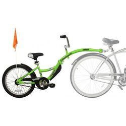 Przyczepka rowerowa WEERIDE Co-Pilot Zielony + DARMOWY TRANSPORT!