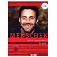 Książki do nauki języka, Menschen A2. Testtrainer + Audio CD (opr. miękka)