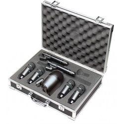 Stagg DMS 5700 H - zestaw mikrofonów perkusyjnych Płacąc przelewem przesyłka gratis!