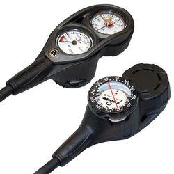Apeks Konsola 3 (Manometr + Głęb + Kompas)