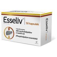Leki na wątrobę, ESSELIV x 50 kapsułek