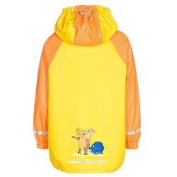Playshoes DIE MAUS Kurtka przeciwdeszczowa yellow
