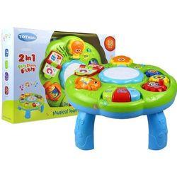 Stolik edukacyjny dla malucha - Lean Toys