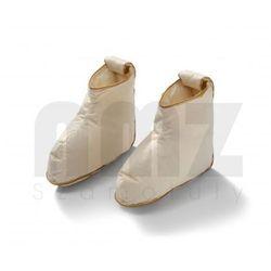 Buty rozgrzewające ocieplacze puchowe 90% PUCH gęsi AMZ