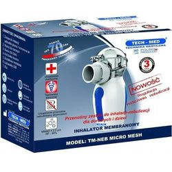 Tech-Med Neb Micro Mesh