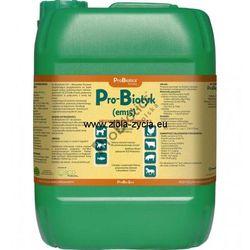 Pro-Biotyk (em15) 10 litrów - kompozycja pożytecznych mikroorganizmów (KMP) dla zwierząt - ProBiotics