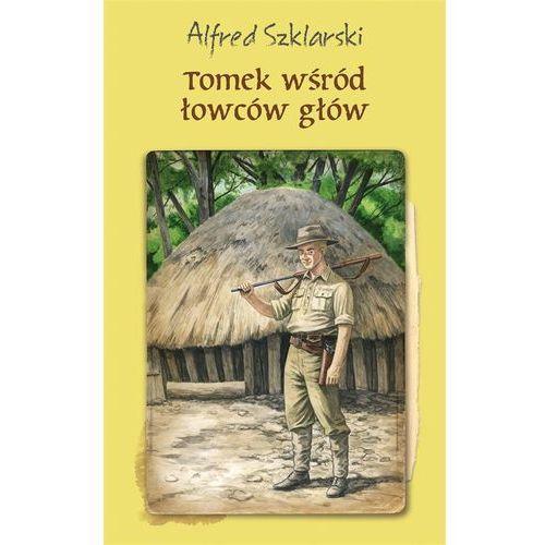 Książki dla młodzieży, Tomek wśród łowców głów (opr. miękka)