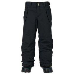 spodnie chłopięce BURTON - Boys Parkway Pt True Black (002) rozmiar: S
