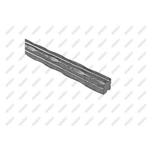 Tralki, Tralka zdobiona 14x14, L3000mm, 1,54 kg/m