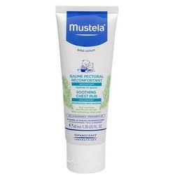 Mustela Bébé Soothing Chest Rub balsam do ciała 40 ml dla dzieci