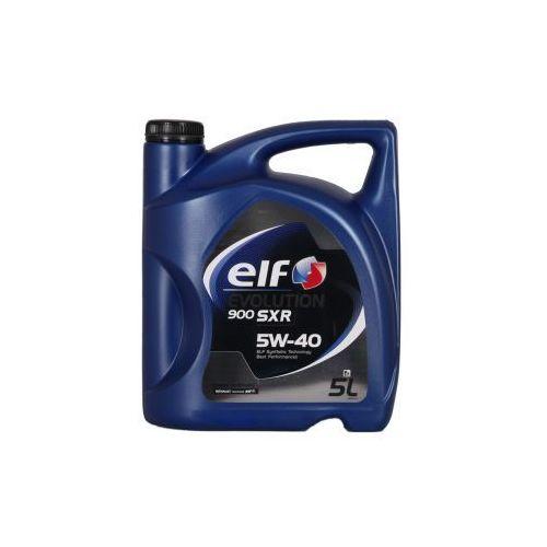 Pozostałe oleje, smary i płyny samochodowe, Elf Evolution 900 SXR 5W-40 5 Litr Kanister
