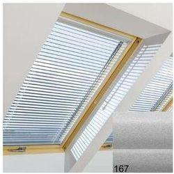 Żaluzja na okno dachowe FAKRO AJP-E24/167 114x118 F2020