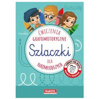 Książki dla dzieci, Szlaczki - ćwiczenia geometryczne - adam gdula,joanna krzemień-przedwolska (opr. broszurowa)