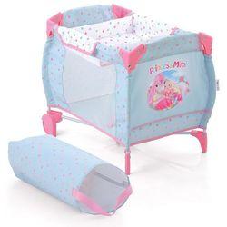 Hauck łóżeczko turystyczne dla lalek Princess Mimi - BEZPŁATNY ODBIÓR: WROCŁAW!