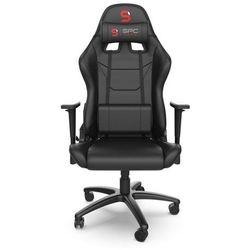 Fotel dla gracza SPC Gear SR300 BK V2 czarny