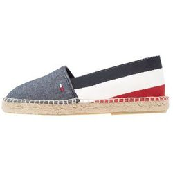 Tommy Jeans CORPORATE FLAT Espadryle dark blue
