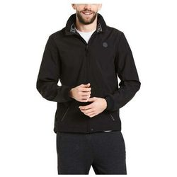 kurtka BENCH - Softshelll Jacket Black Beauty (BK11179) rozmiar: M