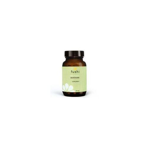 Pozostałe ziołolecznictwo, BIO Shatavari - Szparag Groniasty 400 mg (60 kaps.) Fushi