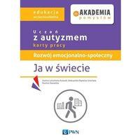 Książki dla dzieci, Akademia pomysłów rozwój emocjonalno-społeczny ja w świecie karty pracy (opr. broszurowa)