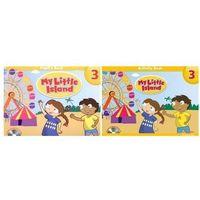 Książki do nauki języka, My Little Island 3, Pupil&#39s Book (podręcznik) plus CD-ROM (opr. miękka)