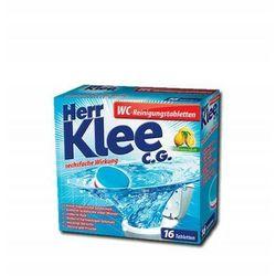 Klee tabletki na kamień do WC 16szt