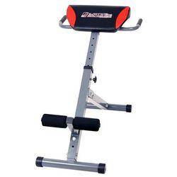 Ławka do ćwiczeń mięśni grzbietu inSPORTline Hero BTB10