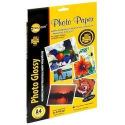 Yellow One Papier fotograficzny A4 170G 20 arkuszy Darmowy odbiór w 21 miastach!