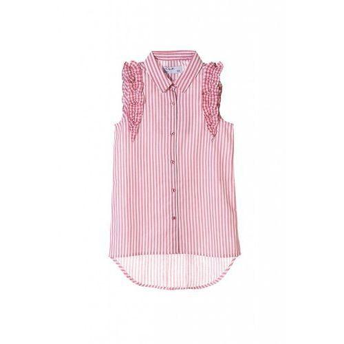 Koszule dla dzieci, Koszula dziewczęca 4J3410 Oferta ważna tylko do 2031-06-11