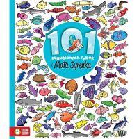 Książki dla dzieci, Znajdź szczegóły 101 zagubionych rybek i Mała Syrenka (opr. broszurowa)
