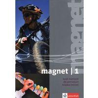 Leksykony techniczne, Magnet 1 Język niemiecki Książka ćwiczeń z płytą CD (opr. miękka)