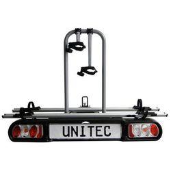 Unitec Atlas Evolution bagażnik na rowery czarny 2018 Bagażniki samochodowe na tylną klapę