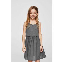 Mango Kids - Sukienka dziecięca Malena 104-164 cm