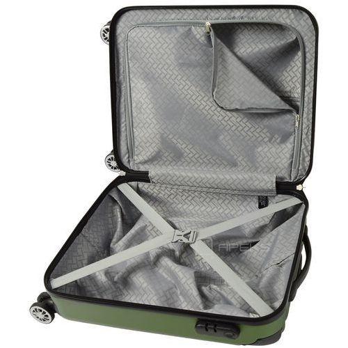 Torby i walizki, Travelite City mała walizka kabinowa 20/55 cm / zielona - zielony ZAPISZ SIĘ DO NASZEGO NEWSLETTERA, A OTRZYMASZ VOUCHER Z 15% ZNIŻKĄ