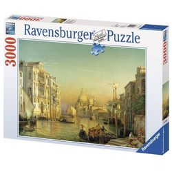 Puzzle 3000 elementów - Wenecja: Canale Grande