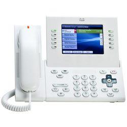 CP-9971-WL-K9 telefon Cisco UC Phone 9971, White, Slimline Handset