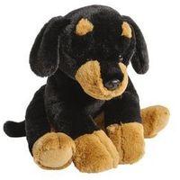 Pluszaki zwierzątka, Molli Toys Piesek Rottweiler 40 cm